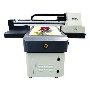 a1 uv dx8 flatbed printer karo varnish