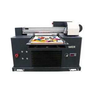 ukuran a3 penuh otomatis 4 warna dx5 printer kepala mini uv printer dtg uv flatbe