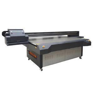 uv dipimpin printer flat kanggo kaca / akrilik / mesin cetak mesin