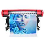 lebar format 6 warna flexo banner sticker solvent inkjet printer