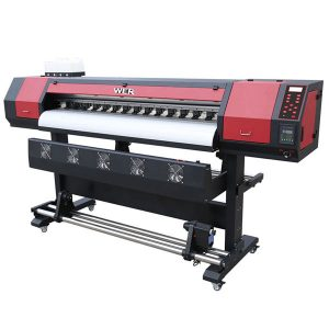 gedhe format 1.8m vinil dx5 print head eco solvent printer