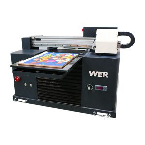 a3 uv printer, canggih flatbed printer otomatis uv ukuran cilik