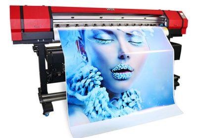 1.6m vinyl printer pvc indoor solvent eco indoor