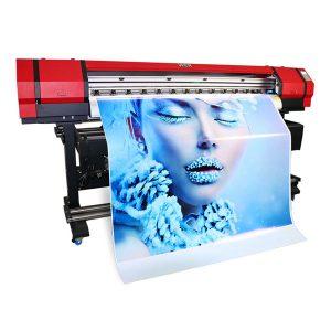 1.6m mesin kain flex banner flatbed fabric gedhe format eco solvent inkjet