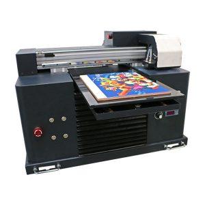 mesin printing inkjet dipimpin printer flatbed uv kanggo ukuran a3 a4