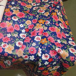 Printing tekstil digital 1 sampel dening printer tekstil digital WER-EP7880T