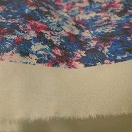 Digital printing printing sample 2 by digital textile printer WER-EP7880T