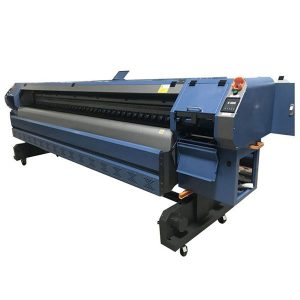 K3204I K3208I 3.2m mesin cetak laminasi panas beresolusi tinggi