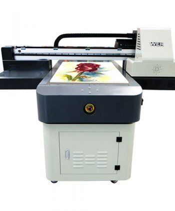 LED UV Flatbed Printer