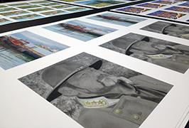 Photo Paper dicithak kanthi printer 1.8o (6 kaki) eco solvent WER-ES1802 2