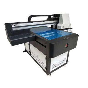 a1 6090 langsung jet uv printer kanggo kaca metal keramik kayu pena bahan bahan