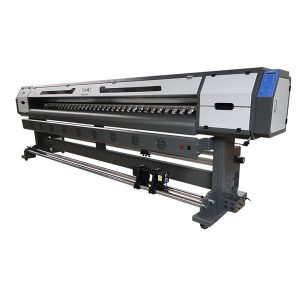 eco solvent printer sticker printing machine for sale