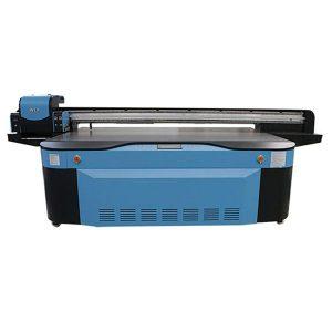 gedhe format digital kecepatan tinggi china uv printer kanggo kaca printing