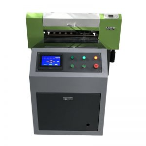 pvc printer format besar kanvas printer golf ball printing machine WER-ED6090UV